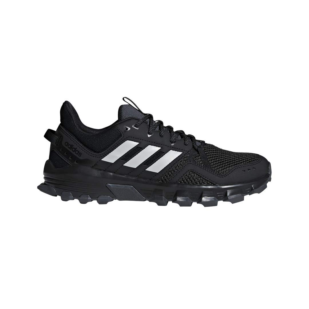 adidas Men's Rockadia Trail, Black Grey, 11 M US