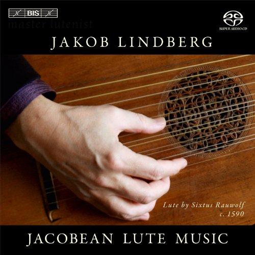 SACD : Jakob Lindberg - Jacobean Lute Music (Hybrid SACD)