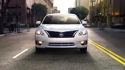 Amazon Com 2013 Nissan Altima 2 5s Sv W O Conv 3 5s Fog Lights
