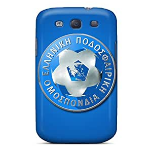High-quality Durable Protection Case For Galaxy S3(greece Football Logo)