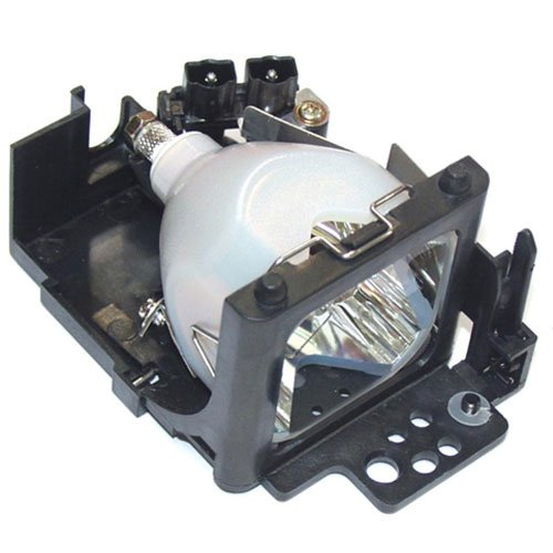 OEM Elmo Projector Lamp for Part Number DT00511 Original Bulb and Generic ()