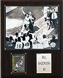 MLB Bill Mazeroski Pittsburgh Pirates Player Plaque