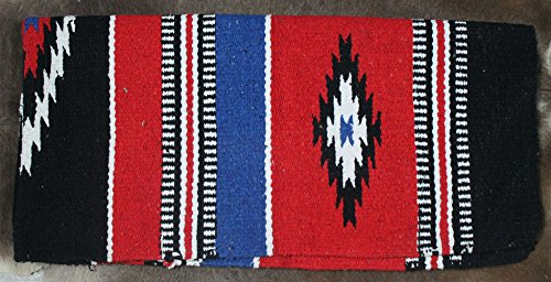 CHALLENGER 32×64 Cotton Acrylic Western Show Trail Horse Saddle Blanket Navajo 3705