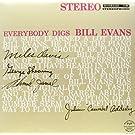 Everybody Digs Bill Evans / [LP]