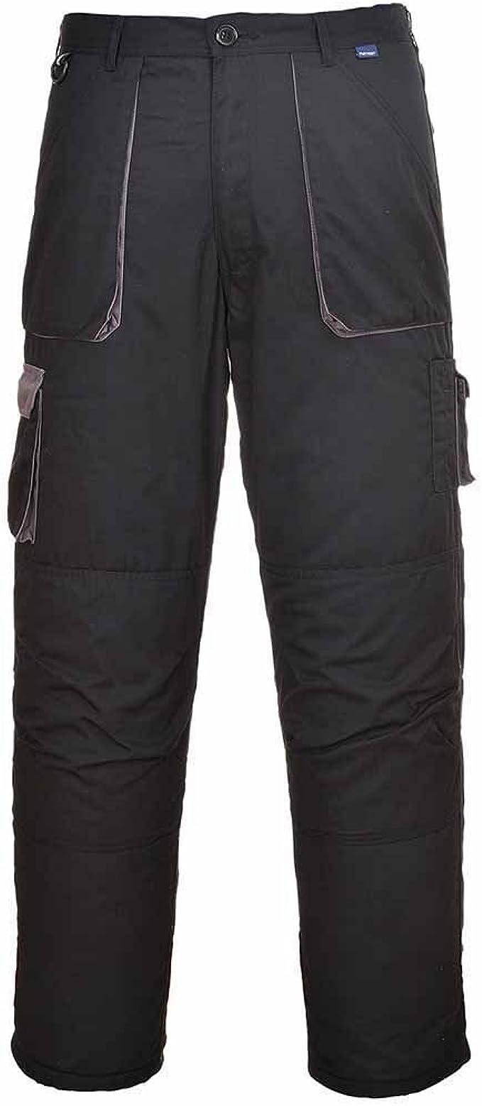 Portwest Texo Contrast Trousers TX11 S-3XL Black Grey Navy