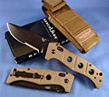 Benchmade 275SBKSN Adamas Folding Knife, Outdoor Stuffs