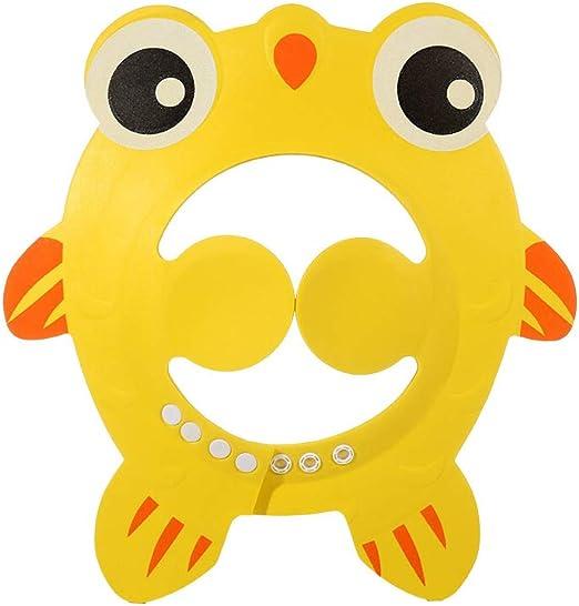 GerTong - 10 Unidades de Gorro de baño para niños con diseño de ...