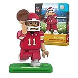 NFL Kansas City Chiefs Gen4 Limited Edition Alex Smith Mini Figure, Small, White