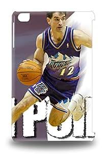Mini/mini 2 Snap On Case Cover Skin For Ipad Mini/mini 2 NBA Utah Jazz John Stockton #12 ( Custom Picture iPhone 6, iPhone 6 PLUS, iPhone 5, iPhone 5S, iPhone 5C, iPhone 4, iPhone 4S,Galaxy S6,Galaxy S5,Galaxy S4,Galaxy S3,Note 3,iPad Mini-Mini 2,iPad Air )