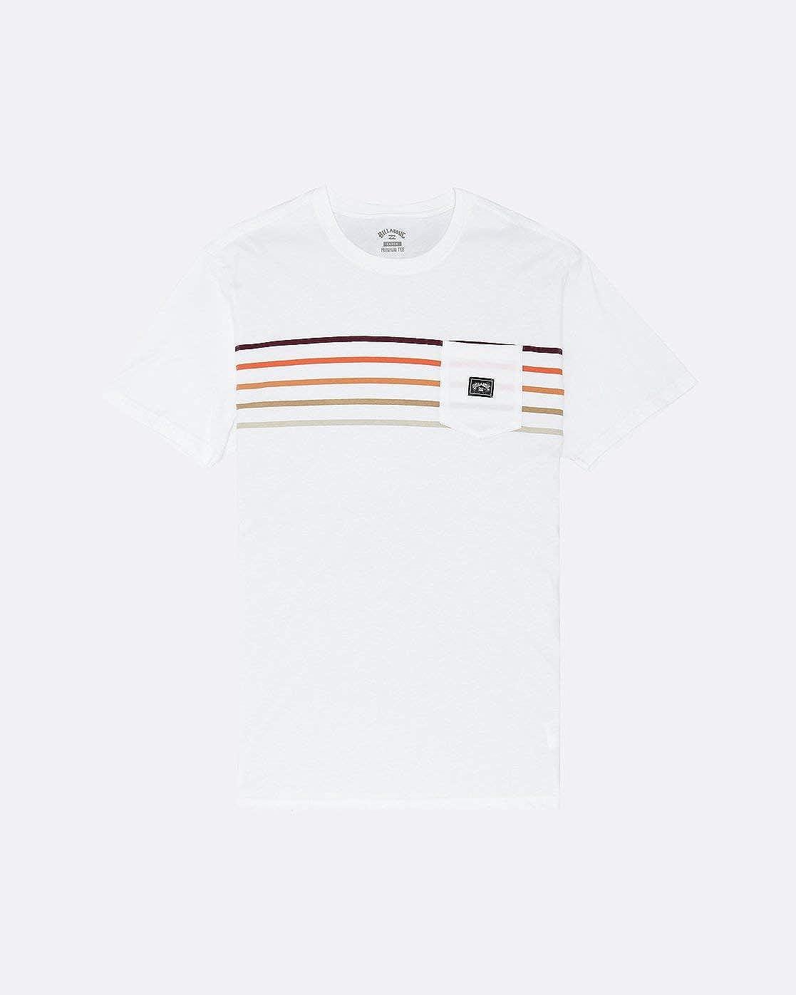 BILLABONG™ - Camiseta - Hombre - M - Blanco: Amazon.es: Ropa y accesorios