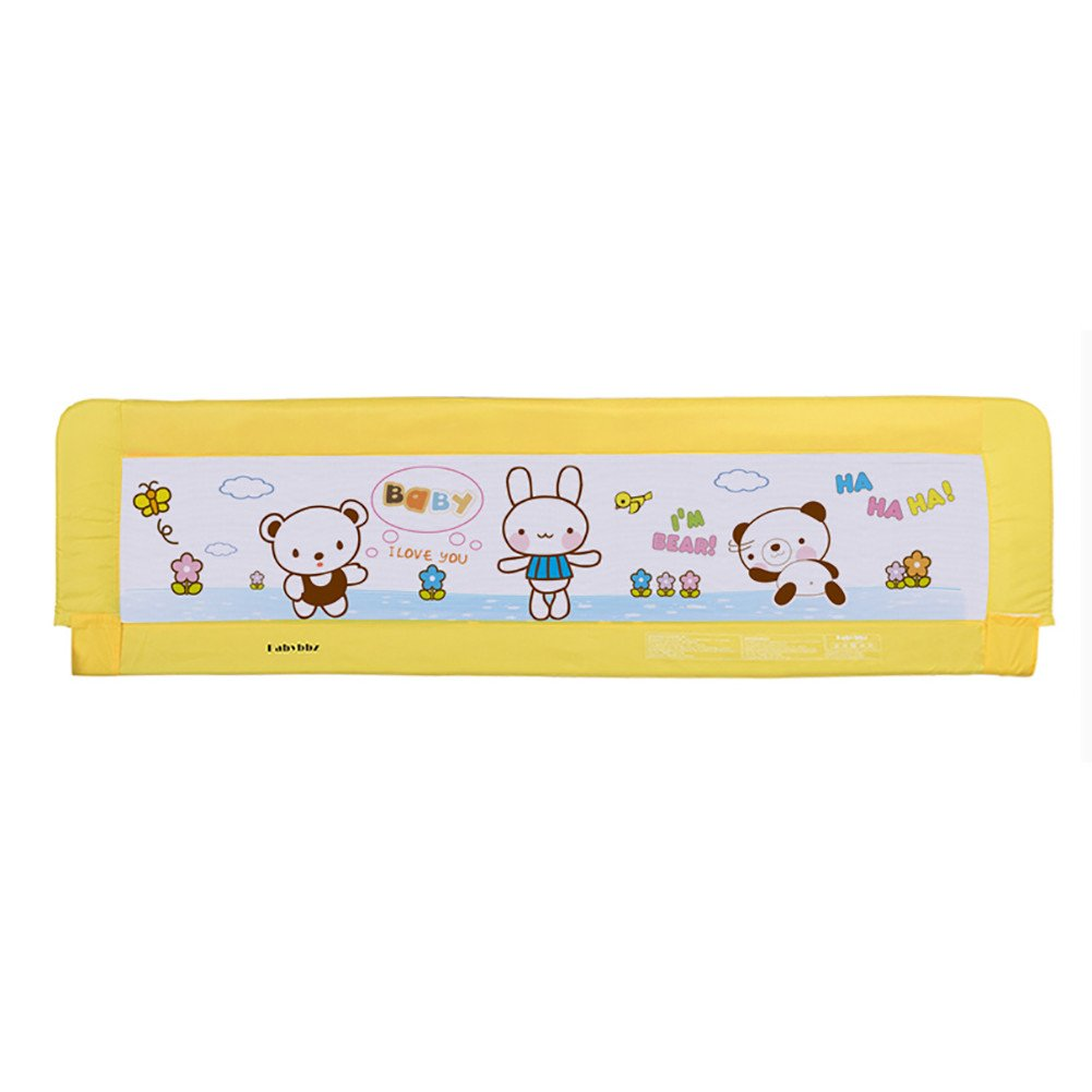 Baby Mesh Bed Save Sleeper Rail Safe KB021 bear 1.8m