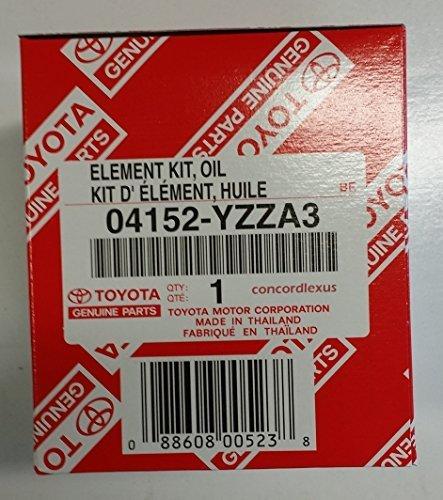 - Lexus 04152-YZZA3, Engine Oil Filter