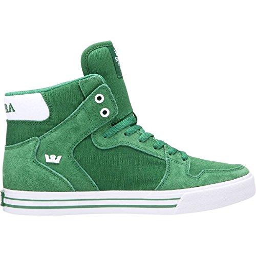 Supra Vaider LC Sneaker Grün Weiß