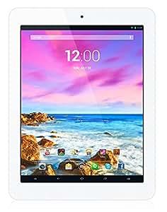 SPC 9.7 16GB White - Tablet (Tableta de tamaño completo, IEEE 802.11n, Android, Pizarra, Android, Color blanco)