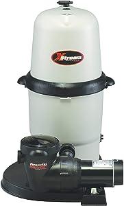 Hayward W3CC15093S XStream Above-Ground Pool Filter Pump System, 1.5 HP