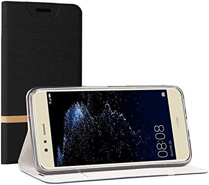 SunFay Funda Huawei P10 Lite, Cartera Carcasa Flip Folio Caja Piel ...