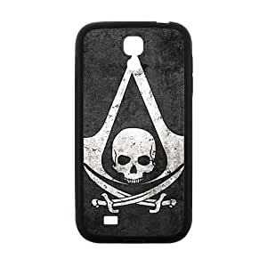 Distinctive skull Cell Phone Case for Samsung Galaxy S4 in GUO Shop