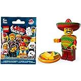 THE LEGO MOVIE - 71004 - TACO MAN MINIFIGURE by LEGO
