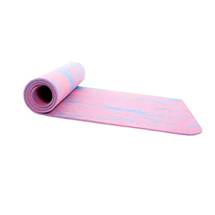 Amazon.com : Yoga Mat Non-Slip High Elastic Material TPE ...