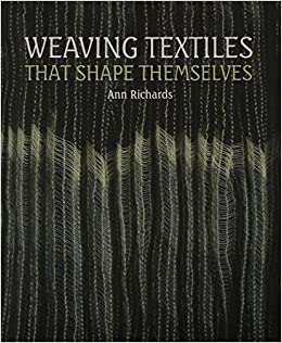 Book Weaving Textiles That Shape Themselves