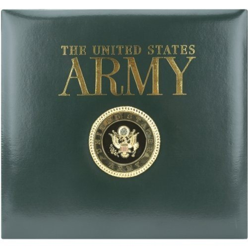 K&Co Scrapbook Album 12x12 Army by K&Company (Image #1)