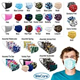 WeCare Disposable Face Mask Individually Wrapped