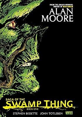 Swamp Thing 1: Saga of the Swamp Thing