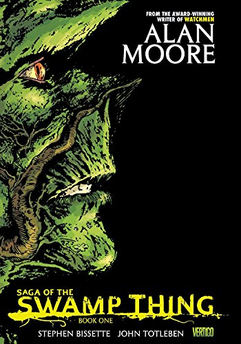 Saga of the Swamp Thing, Book 1]()