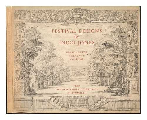 Inigo Jones Costume Design (Festival designs by Inigo Jones: An exhibition of drawings for scenery and costumes for the court masques of James I and Charles I)