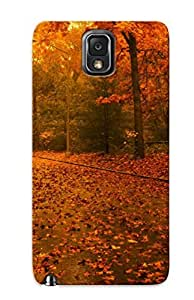 Freshmilk 4396e956279 Protective Case For Galaxy Note 3(fallcreensavers For) - Nice Gift For Lovers