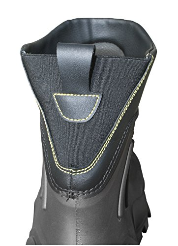 Billy Boots Commander 9'' Eva Safety Toe Boot - Composite Toe - Black - Size 8 by Billy Boots (Image #2)