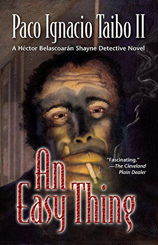 Read Online An Easy Thing (Missing Mystery, #49) pdf epub