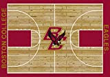 (Ship from USA) 5x8 Milliken Boston College Eagles NCAA Home Court Area Rug - Approx 5'4''x7'8'' /ITEM NO#E8FH4F85493369