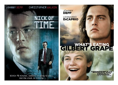 Nick of Time / What's Eating Gilbert Grape (Two-Pack)