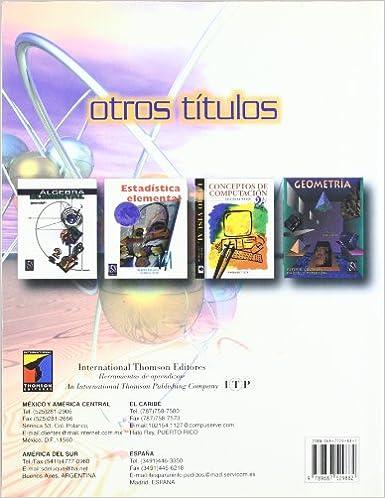 Fisica 1 - Algebra y Trigonometria 2b* Edicion (Spanish Edition): Eugene Hecht: 9789687529882: Amazon.com: Books
