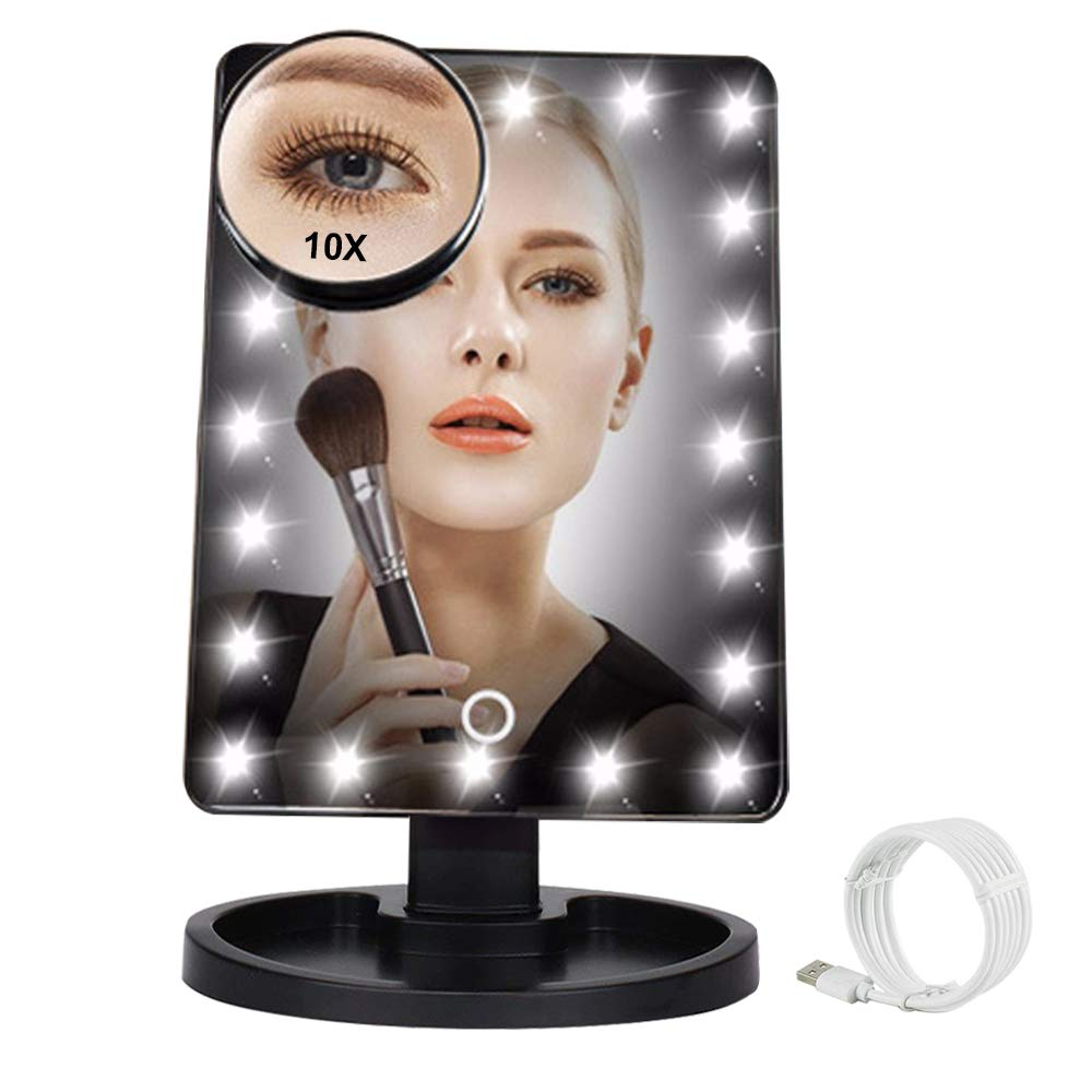 This Makeup Mirror is Terrific!