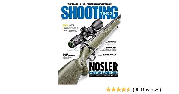 Amazon com: Shooting Times: Outdoor Sportsman Group: Kindle