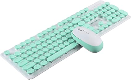 Wyyggnb Juegos Teclado computadora Juego De Teclado Y Mouse ...