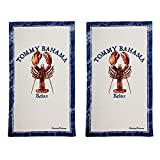 Tommy Bahama Relax Lobster 2-Piece Beach Towel Set