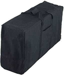 ProHome Direct Heavy Duty Stove Carry Bag for Camp Chef Three Burner Cookers,Black