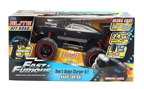Fast & Furious 1:12 Elite Off Road - Control Chargers Battery Radio