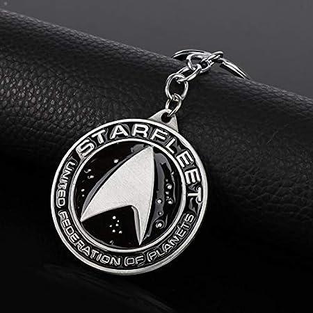 FITIONS - Movie Star Trek Academy Badge Starfleet Logo ...