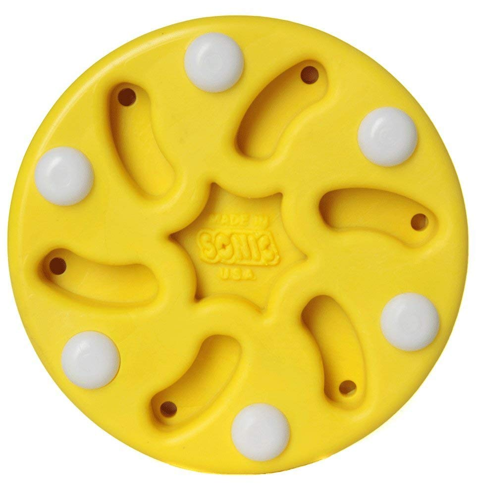 SONIC 4 Pack Roller Hockey Pucks