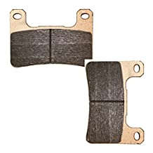 CNBK Front Right Sinter Brake Shoe Pads for SUZUKI Street GSX-R1000 GSXR1000 GSXR GSX R GSX-R 1000 K5 05 06 2005 2006 1 Pair(2 Pads)