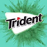 Trident Minty Sweet Twist Sugar Free Gum, 12 Packs