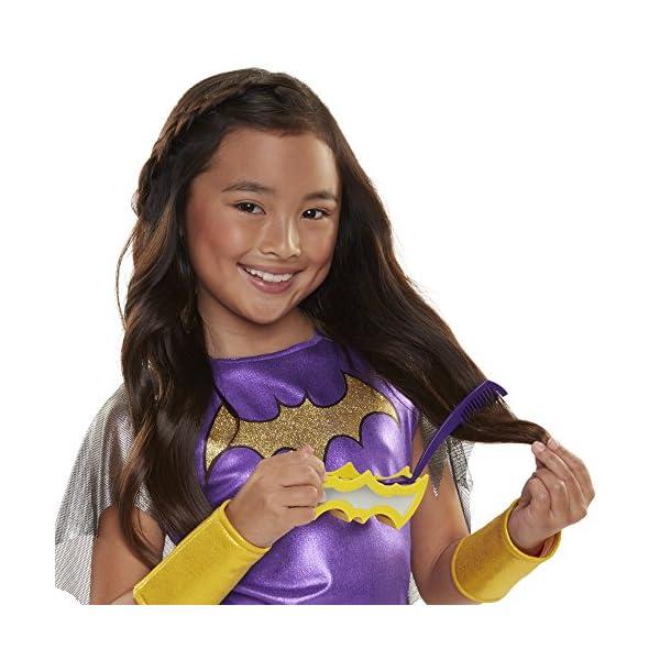 51uvyVkee9L DC Super Hero Girls Batgirl 2-in-1 Batarang & Beauty Tool