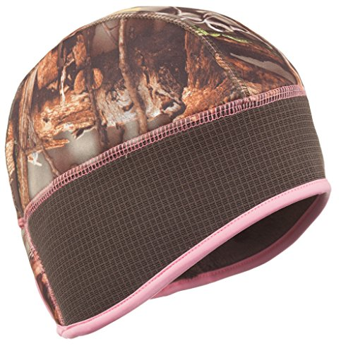 Huntworth Womens Performance Fleece Hat  Oak Tree Evo  Medium Large