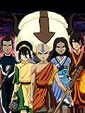 D7998 Avatar The Last Airbender Anime Manga Art 43x32 Print POSTER