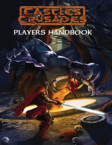 Castles & Crusades Player's Handbook (Players Crusades)