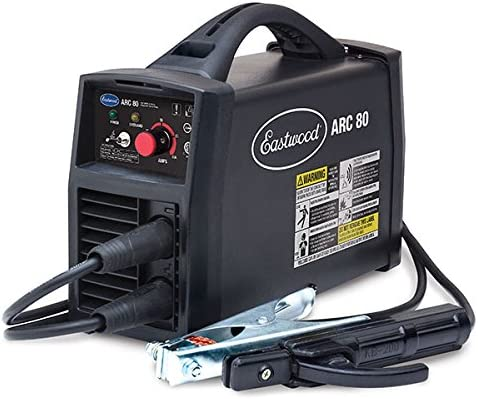 Eastwood Arc 80 Inverter Stick Welder Mig Stick Welder Hot Start Handheld Electric Arc Welder Anti-Stick 110 Volt